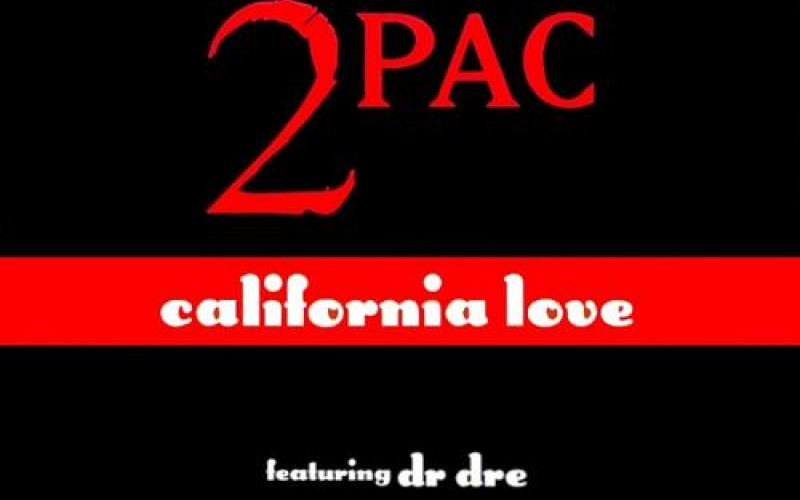 #29 2Pac feat. Dr. Dre – California Love