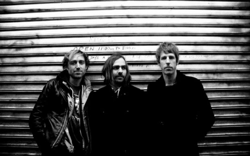 Small talk: vieraana Oliver Ackermann (A Place to Bury Strangers)