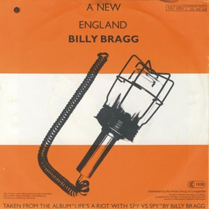 #14 Billy Bragg – A New England