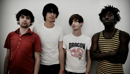 Small talk: vieraana Russell Lissack (Bloc Party)