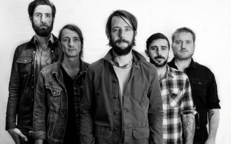 Small talk: vieraana Tyler Ramsey (Band of Horses)