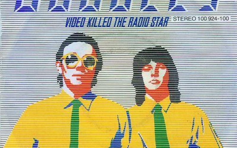 #1 Buggles – Video Killed the Radio Star