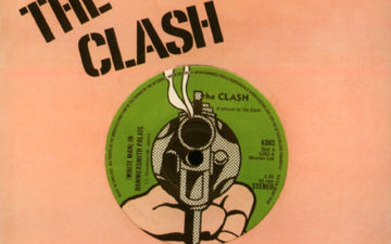 #20 The Clash – (White Man In) Hammersmith Palais