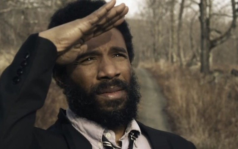 Small talk: vieraana Cody ChesnuTT