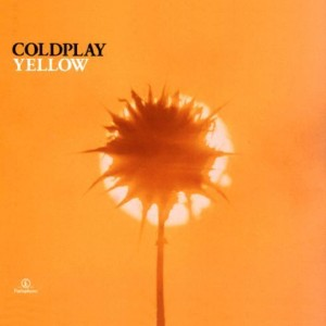 #12 Coldplay – Yellow