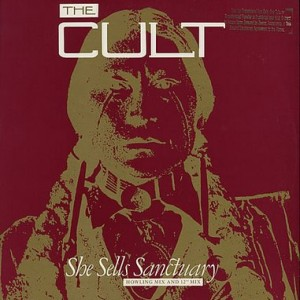 #7 The Cult – She Sells Sanctuary