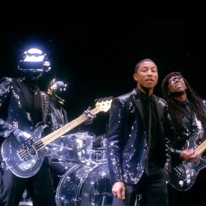 #2 Daft Punk – Get Lucky feat. Pharrell Williams (2013)