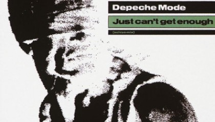 #22 Depeche Mode – Just Can't Get Enough