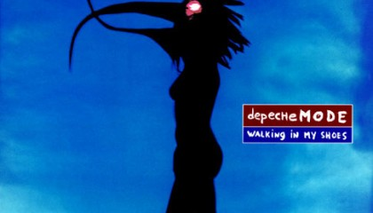 #5 Depeche Mode – Walking In My Shoes