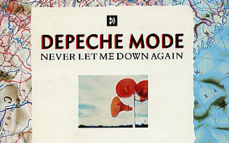 #15 Depeche Mode – Never Let Me Down Again