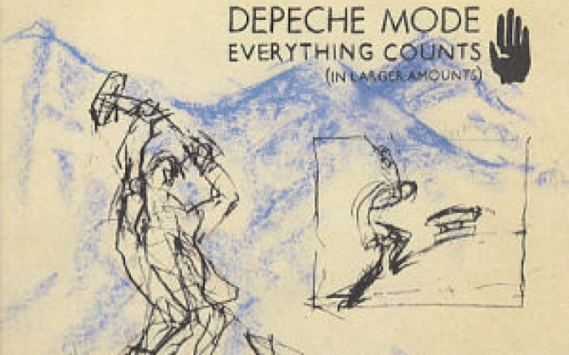 #24 Depeche Mode – Everything Counts