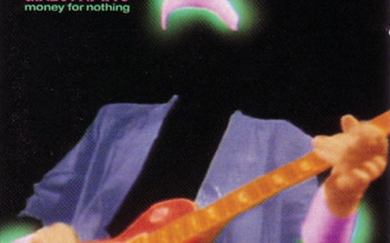 #17 Dire Straits – Money for Nothing