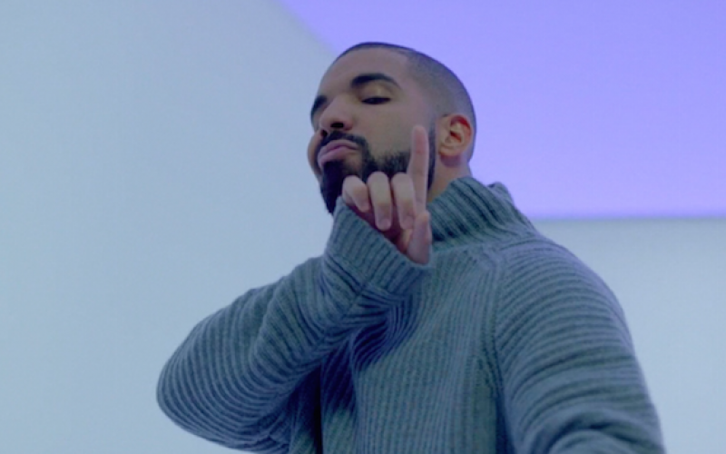 #7 Drake – Hotline Bling (2015)