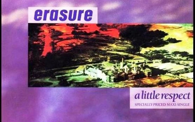 #16 Erasure – A Little Respect