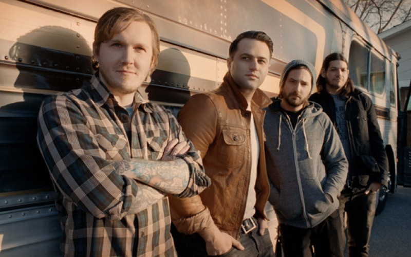 Small talk: vieraana Brian Fallon (Gaslight Anthem)