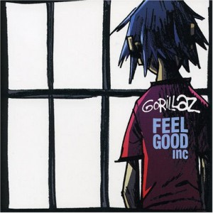 #44 Gorillaz – Feel Good Inc.