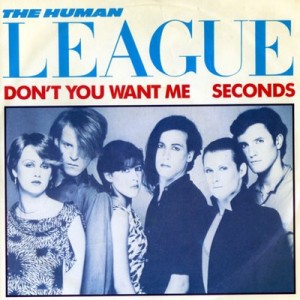 #1 The Human League – Don't You Want Me