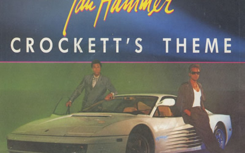 #28 Jan Hammer – Crockett's Theme