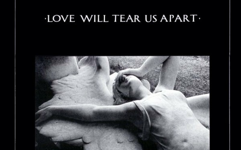 #1 Joy Division – Love Will Tear Us Apart