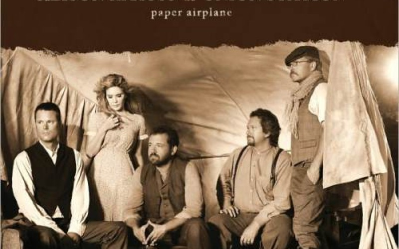Allison Krauss & Union Station - Paper Airplane