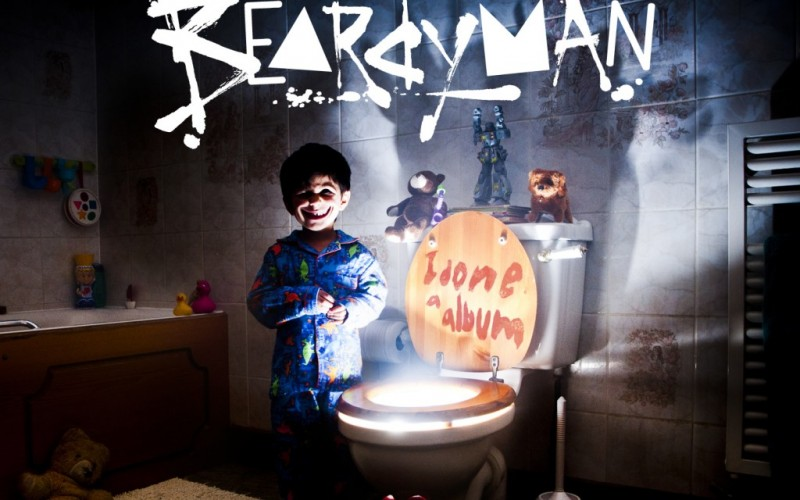 Beardyman – I Done a Album