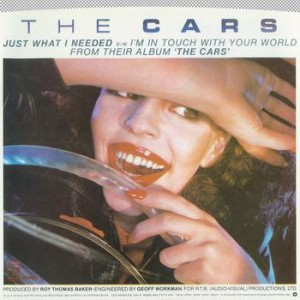 #14 The Cars – Just What I Needed