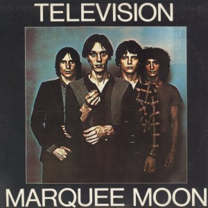 #8 Television – Marquee Moon