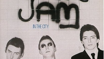 #14 The Jam – In the City