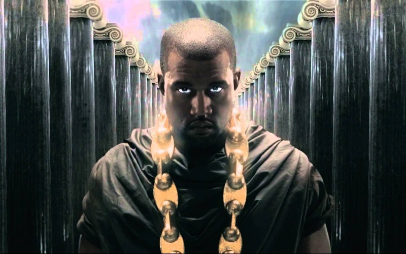 #22 Kanye West – Power (2010)