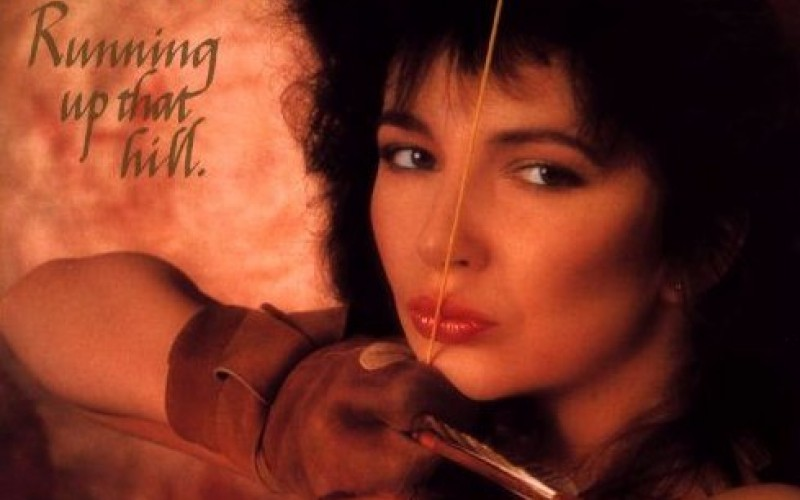#1 Kate Bush – Running Up That Hill