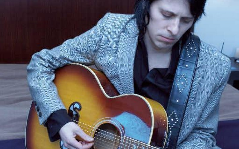 Small talk: vieraana Ken Stringfellow