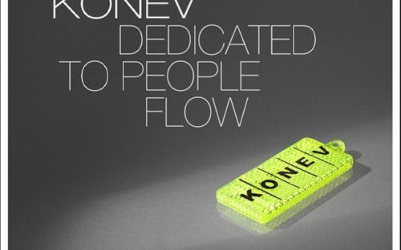 Konev – Dedicated to People Flow
