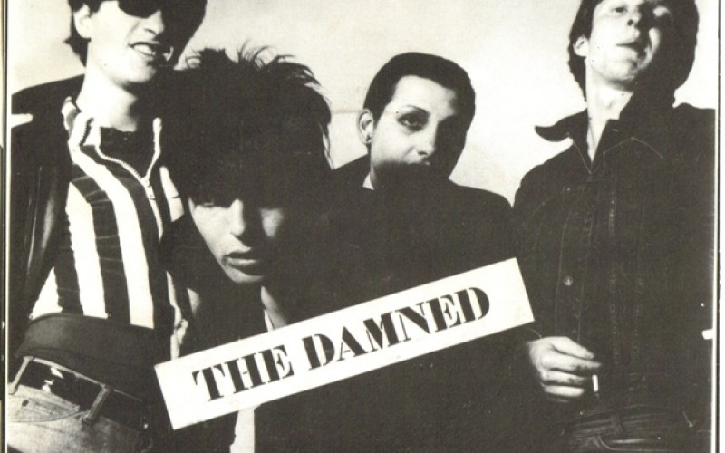 #22 The Damned – New Rose