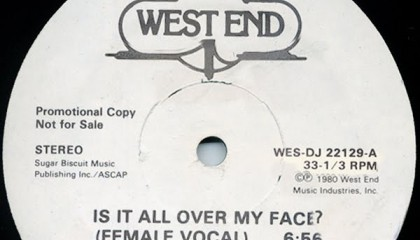 #27 Loose Joints – Is It All Over My Face