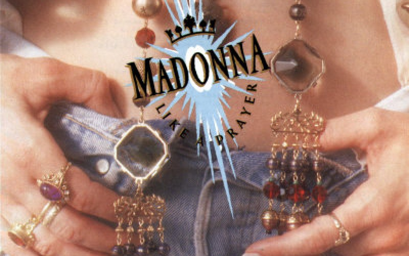 #7 Madonna – Like a Prayer