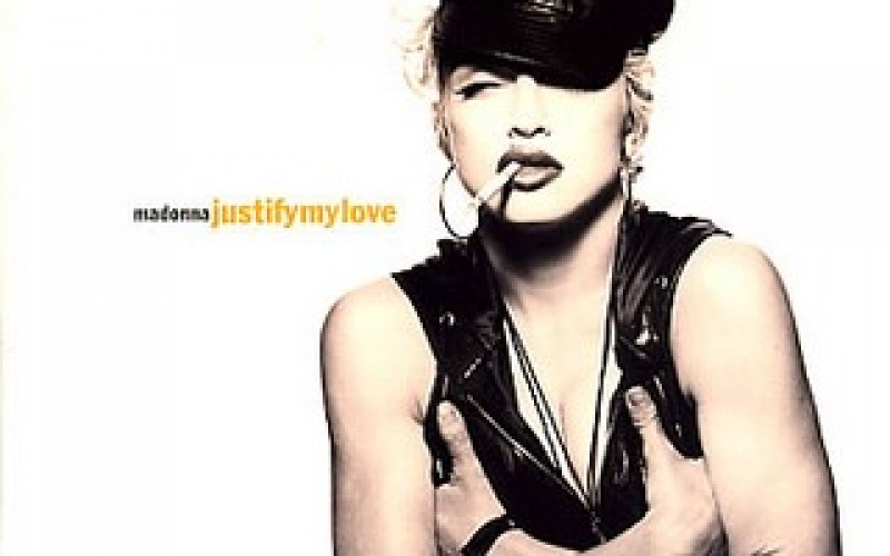 #26 Madonna – Justify My Love