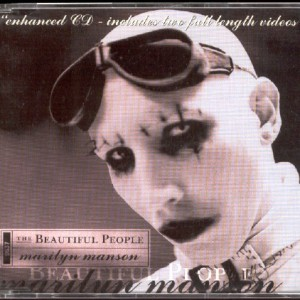 #14 Marilyn Manson – The Beautiful People