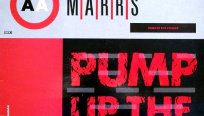 #1 M/A/R/R/S – Pump Up the Volume