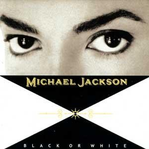 #6 Michael Jackson – Black or White