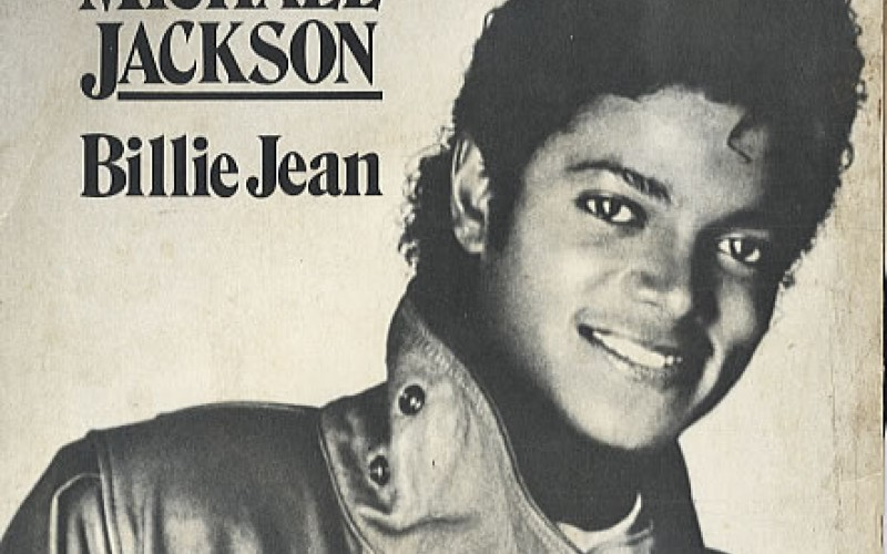 #2 Michael Jackson – Billie Jean
