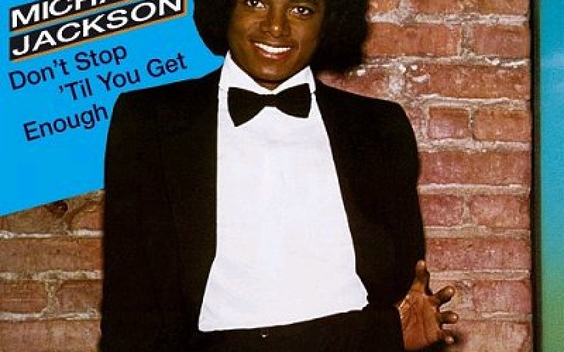 #2 Michael Jackson – Don't Stop 'til You Get Enough