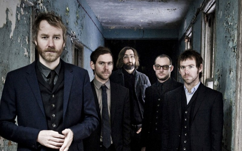 Small talk: vieraana Scott Devendorf (The National)