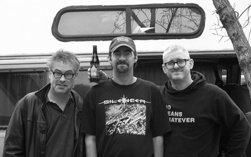 Small talk: vieraana John Wright (NoMeansNo)