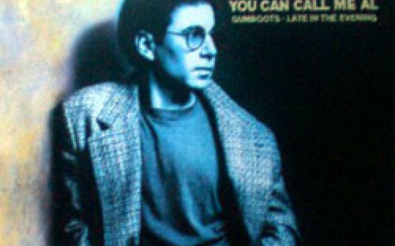 #8 Paul Simon – You Can Call Me Al