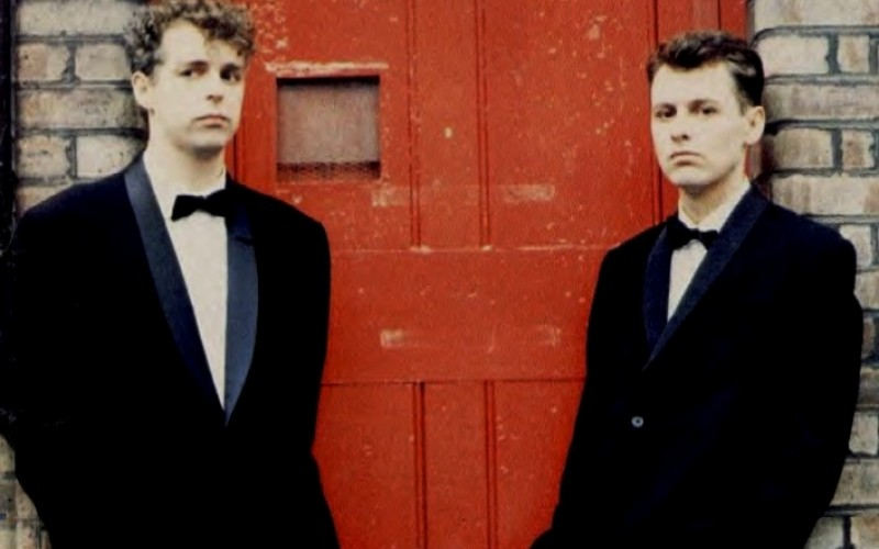 #7 Pet Shop Boys – Left to My Own Devices