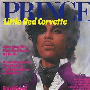 #9 Prince – Little Red Corvette