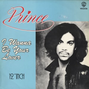 #3 Prince – I Wanna Be Your Lover