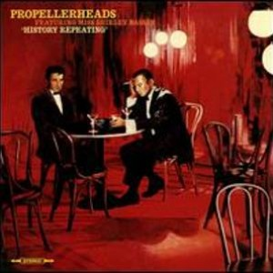 #16 Propellerheads feat. Shirley Bassey – History Repeating