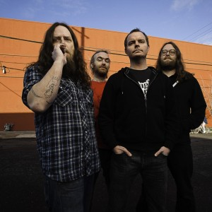 Small talk: vieraana Aaron Beam (Red Fang)
