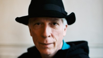 Not really a small talk at all – vieraana Rhys Chatham